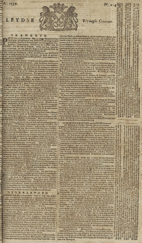 Leydse Courant 1759-09-21