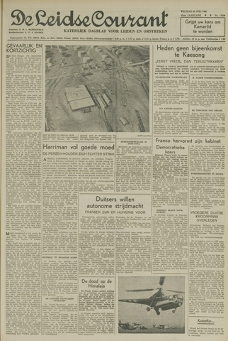 Leidse Courant 1951-07-20
