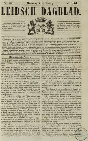 Leidsch Dagblad 1861-02-04