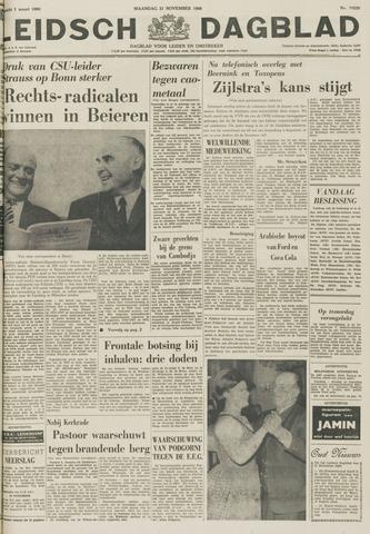 Leidsch Dagblad 1966-11-21