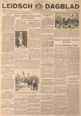 Leidsch Dagblad 1949-01-07
