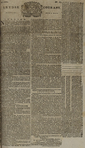 Leydse Courant 1802-05-31