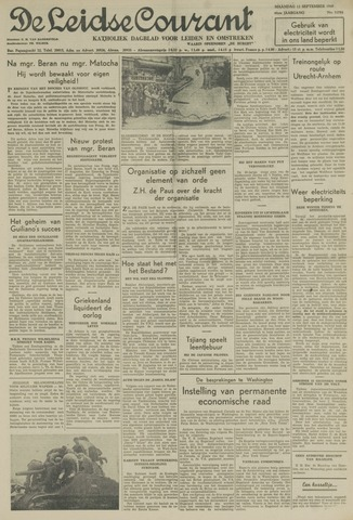 Leidse Courant 1949-09-12