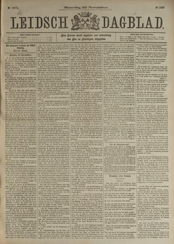 Leidsch Dagblad 1896-11-23