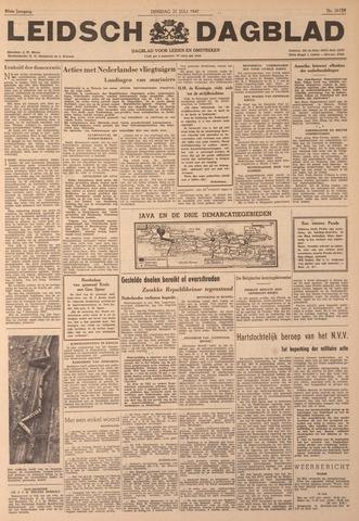 Leidsch Dagblad 1947-07-22