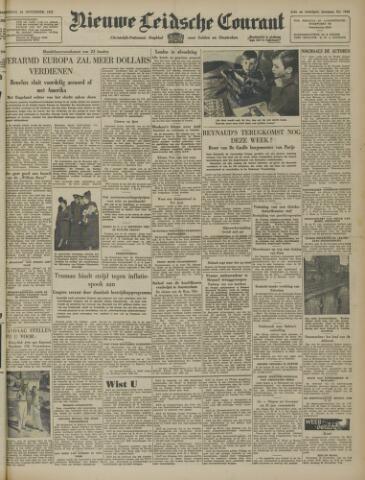 Nieuwe Leidsche Courant 1947-11-18