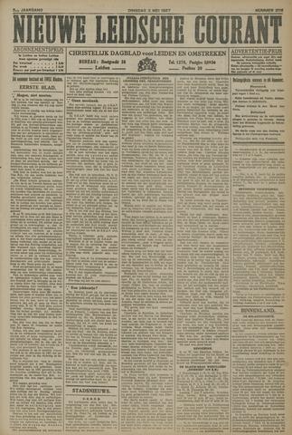 Nieuwe Leidsche Courant 1927-05-03