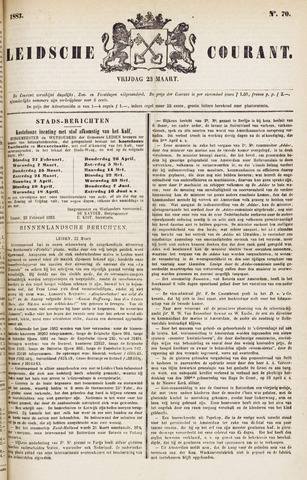 Leydse Courant 1883-03-23