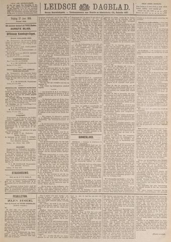 Leidsch Dagblad 1919-06-27