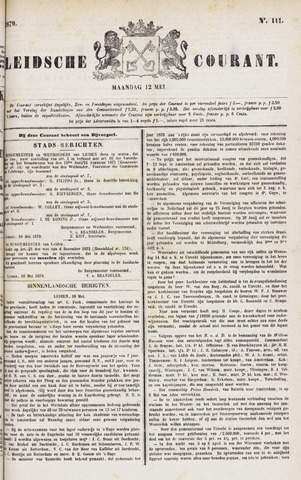 Leydse Courant 1879-05-12