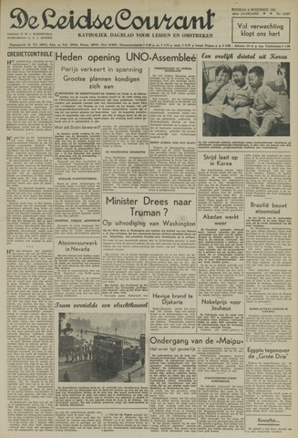 Leidse Courant 1951-11-06