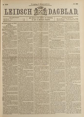 Leidsch Dagblad 1899-09-08