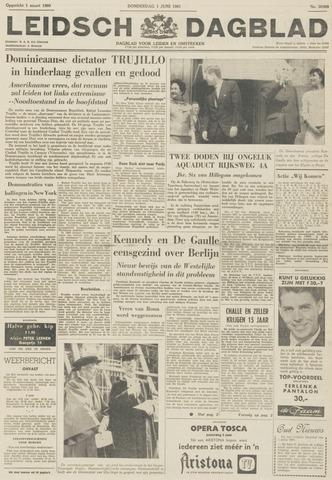 Leidsch Dagblad 1961-06-01