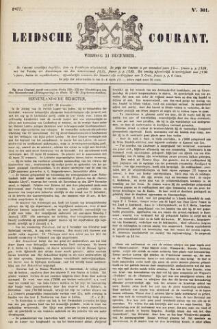 Leydse Courant 1877-12-21