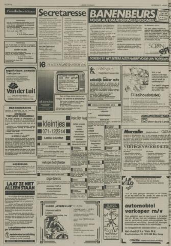 Leidse Courant | 21 maart 1987 | pagina 4 - Historische Kranten ...