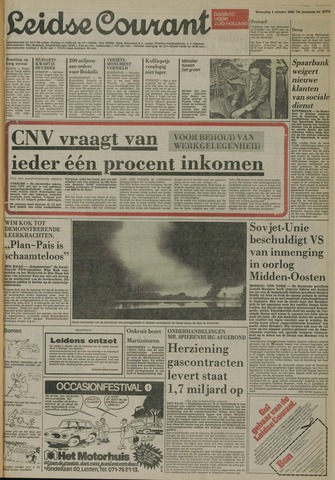 Leidse Courant 1980-10-01