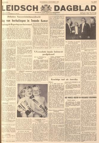 Leidsch Dagblad 1949-12-08