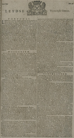 Leydse Courant 1729-03-02
