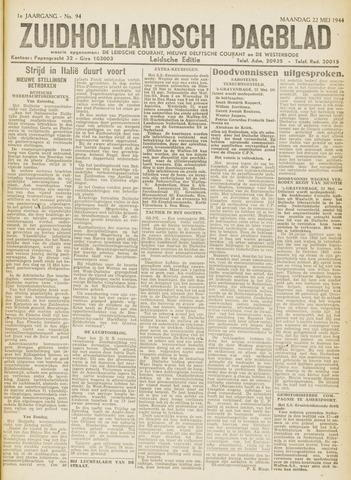 Zuidhollandsch Dagblad 1944-05-22