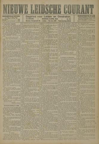Nieuwe Leidsche Courant 1923-04-03