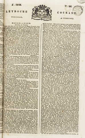 Leydse Courant 1844-02-28