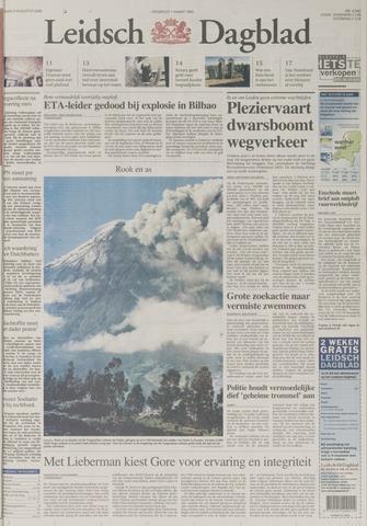 Leidsch Dagblad 2000-08-08