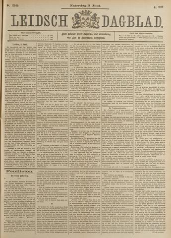 Leidsch Dagblad 1899-06-03