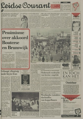 Leidse Courant 1988-04-05