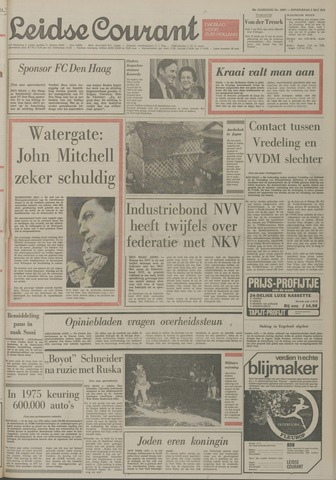 Leidse Courant 1974-05-09