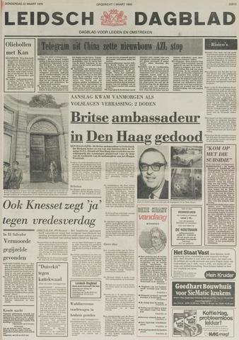 Leidsch Dagblad 1979-03-22