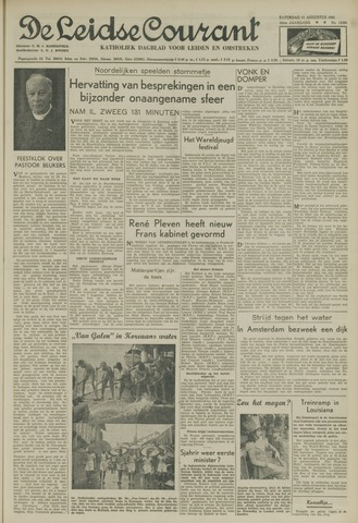 Leidse Courant 1951-08-11