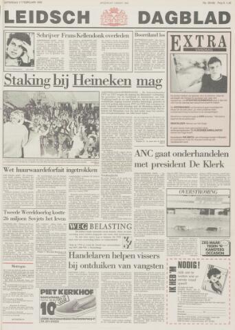 Leidsch Dagblad 1990-02-17