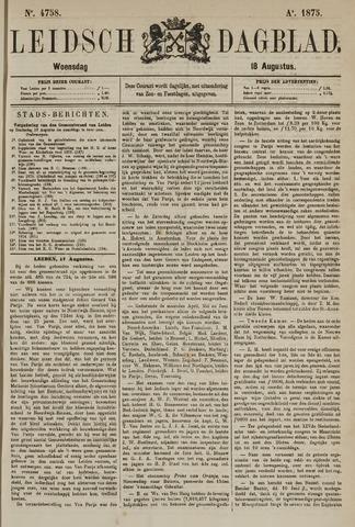 Leidsch Dagblad 1875-08-18