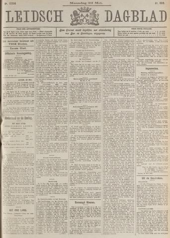 Leidsch Dagblad 1916-05-22