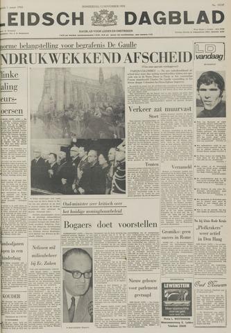 Leidsch Dagblad 1970-11-12