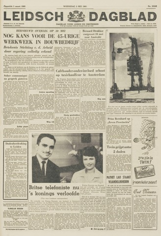 Leidsch Dagblad 1961-05-03