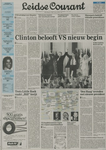 Leidse Courant 1992-11-04
