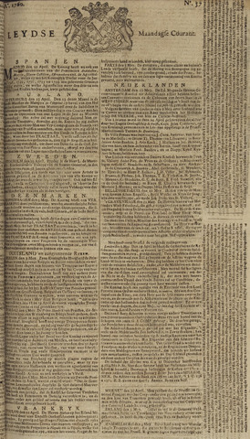 Leydse Courant 1760-05-12