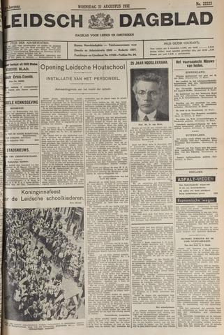 Leidsch Dagblad 1932-08-31
