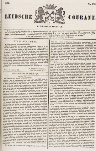 Leydse Courant 1875-08-14