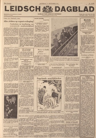 Leidsch Dagblad 1947-09-13