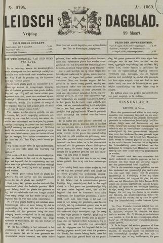 Leidsch Dagblad 1869-03-19