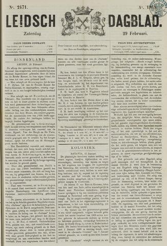 Leidsch Dagblad 1868-02-29