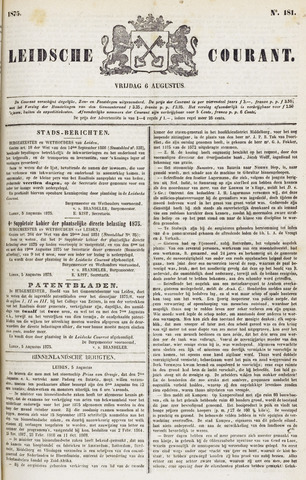Leydse Courant 1875-08-06