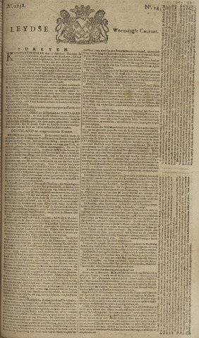 Leydse Courant 1758-11-29