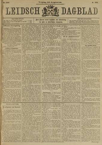 Leidsch Dagblad 1904-08-12