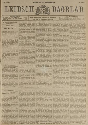 Leidsch Dagblad 1907-09-21
