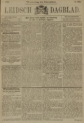Leidsch Dagblad 1890-12-24
