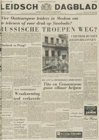 Leidsch Dagblad 1968-08-26