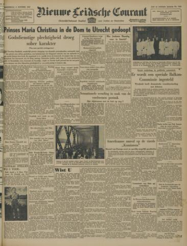 Nieuwe Leidsche Courant 1947-10-09
